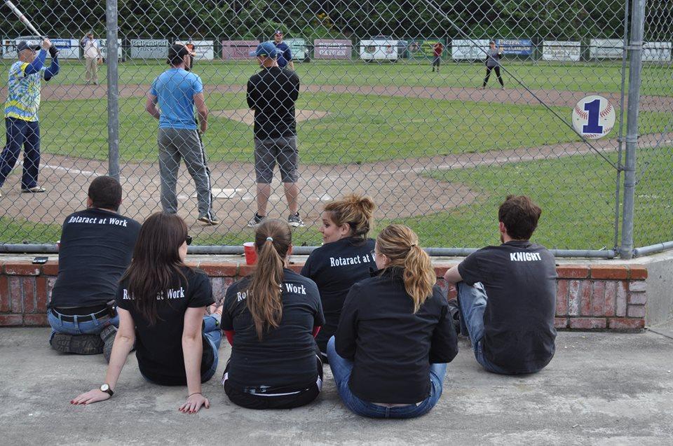 Smash Out Hunger Softball Tournament
